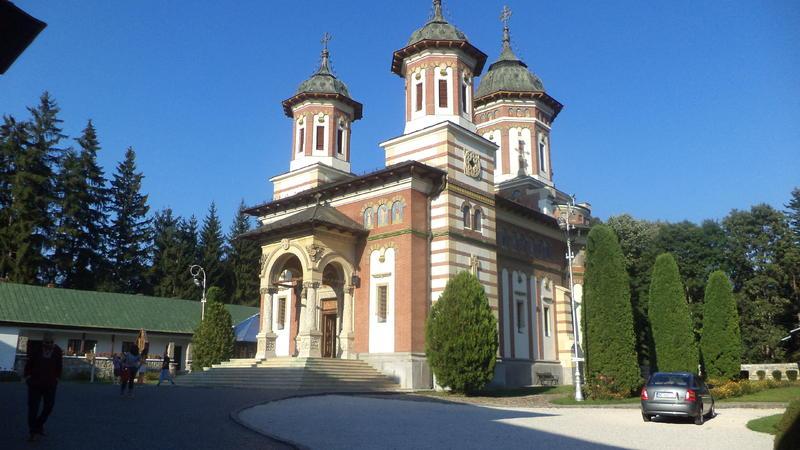 Manastirea Sinaia (04)