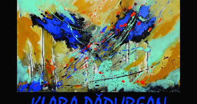 """Artista Klara Pădurean vă invită să admirați expoziția de pictură """"Simfonia tăcerii"""""""